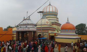 """सिवान जिला का प्रसिद्ध """"बाबा महेंद्रनाथ धाम"""" मंदिर, मेंहदार"""