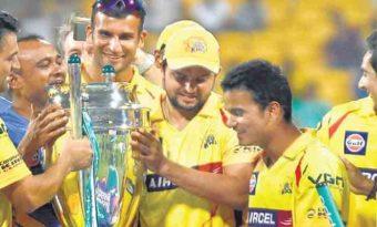 IPL में तीसरी बार CSK की शानदार जीत।