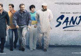 जानिए 'संजू' को दर्शकों ने कितना दिया रेटिंग्स।