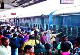 यूपी-बिहार से मुंबई जाए वाला लोग ख़ातिर बड़ राहत।