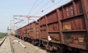 ट्रेन से भेजा हुआ पार्सल 3.5 साल बाद पहुंचा।
