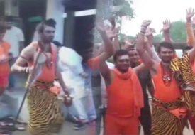 तेजप्रताप बने भगवान शिव, कभी हुआ करते थे कृष्ण।