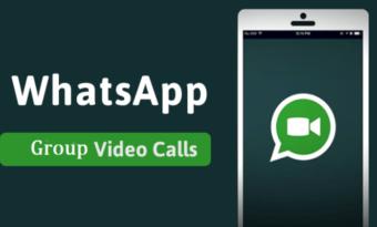 Whatsapp का ग्रुप काॅलिंग फिचर हुआ लांच जल्दी कीजिये अपडेट।