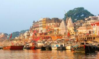 वाराणसी में चल रहा है 15वां प्रवासी भारतीय दिवस।