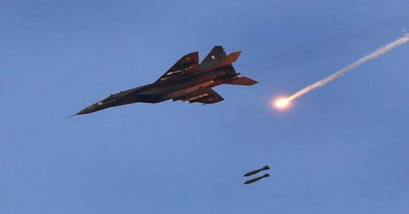 भारत के Mirage 2000 ने पाकिस्तान में बरसाए बम।